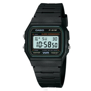 군인시계 / 군대시계 / 카시오 / CASIO 91W-3D