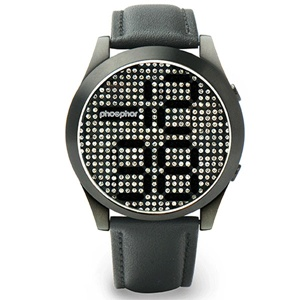 [Phosphor] MD007G [시계 후면 로고 인쇄 레이저 마킹 각인 문의는 네이뽕]