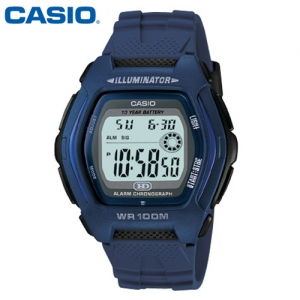 [CASIO] HDD-600C-2A카시오 전자시계 [시계 후면 로고 인쇄 레이저 마킹 각인 문의는 네이뽕]