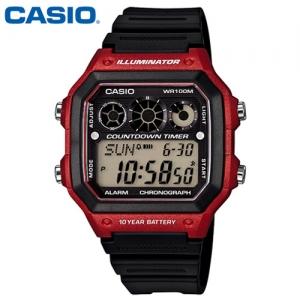 군인시계 / 군대시계 / 카시오 / CASIO 1300WH-4A