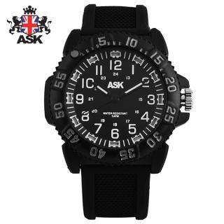 [더산시계] ASK SK324W 국내브랜드 에스크 전자시계 디지털시계 손목시계 전자손목시계 스포츠시계