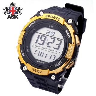[더산시계] ASK SK325G 국내브랜드 에스크 전자시계 디지털시계 손목시계 전자손목시계 스포츠시계