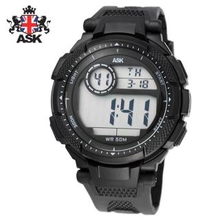[더산시계] ASK SK328K 국내브랜드 에스크 전자시계 디지털시계 손목시계 전자손목시계 스포츠시계