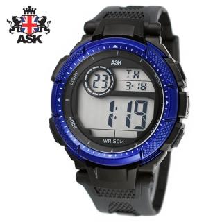 [더산시계] ASK SK328B 국내브랜드 에스크 전자시계 디지털시계 손목시계 전자손목시계 스포츠시계