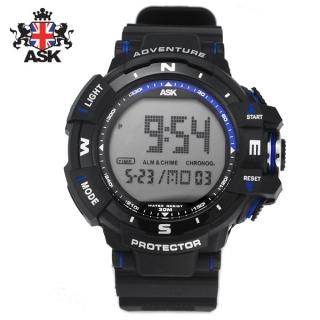 [더산시계] ASK SK329B 국내브랜드 에스크 전자시계 디지털시계 손목시계 전자손목시계 스포츠시계