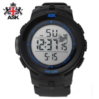 [더산시계] ASK SK330B 국내브랜드 에스크 전자시계 디지털시계 손목시계 전자손목시계 스포츠시계