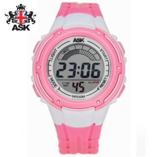[더산시계] ASK SK331p 국내브랜드 에스크 전자시계 디지털시계 손목시계 전자손목시계 스포츠시계
