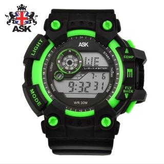 [더산시계] ASK SK332N 국내브랜드 에스크 전자시계 디지털시계 손목시계 전자손목시계 스포츠시계