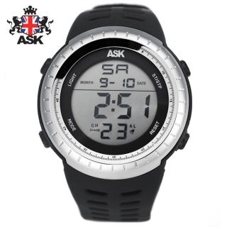 [더산시계] ASK SK335S 국내브랜드 에스크 전자시계 디지털시계 손목시계 전자손목시계 스포츠시계