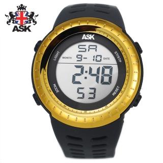 [더산시계] ASK SK335G 국내브랜드 에스크 전자시계 디지털시계 손목시계 전자손목시계 스포츠시계
