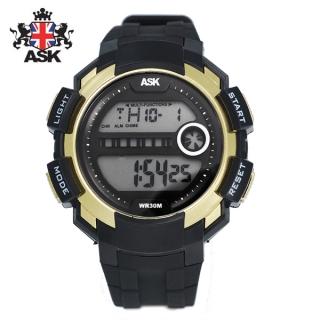 [더산시계] ASK SK340G 국내브랜드 에스크 전자시계 디지털시계 손목시계 전자손목시계 스포츠시계