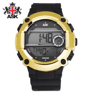 [더산시계] ASK SK339GK 국내브랜드 에스크 전자시계 디지털시계 손목시계 전자손목시계 스포츠시계