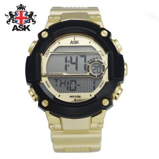 [더산시계] ASK SK339GG 국내브랜드 에스크 전자시계 디지털시계 손목시계 전자손목시계 스포츠시계