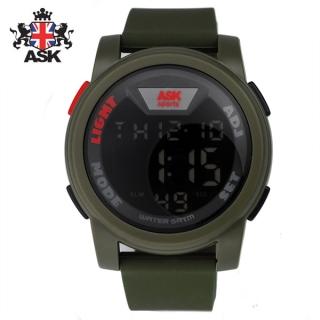 [더산시계] ASK SK342N 국내브랜드 에스크 전자시계 디지털시계 손목시계 전자손목시계 스포츠시계
