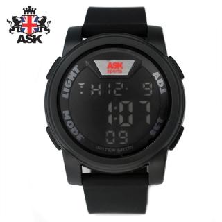 [더산시계] ASK SK342K 국내브랜드 에스크 전자시계 디지털시계 손목시계 전자손목시계 스포츠시계