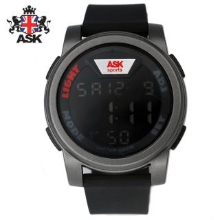 [더산시계] ASK SK342GR 국내브랜드 에스크 전자시계 디지털시계 손목시계 전자손목시계 스포츠시계
