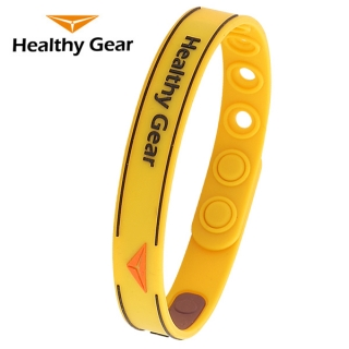 [HealthyGear] HGS-B01YE [시계 후면 로고 인쇄 레이저 마킹 각인 문의는 네이뽕]