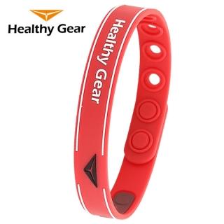 [HealthyGear] HGS-B01RD [시계 후면 로고 인쇄 레이저 마킹 각인 문의는 네이뽕]