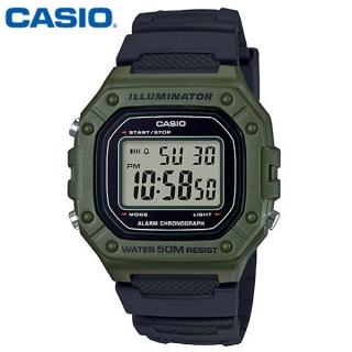 군인시계 / 군대시계 / 카시오 / CASIO 218H-3A