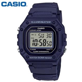 카시오 군입대 선물 손목시계 CASIO 218H-2A