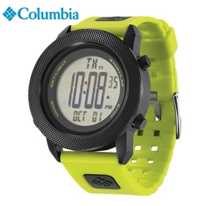 [Columbia] CT100-340(GRN) [시계 후면 로고 인쇄 레이저 마킹 각인 문의는 네이뽕]